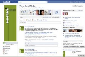 Facebook cambia la configuración de sus páginas de empresa a partir del día 10 de marzo de 2011
