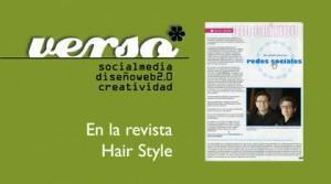 Verso Social Media habla sobre sociel media marketing para PYME