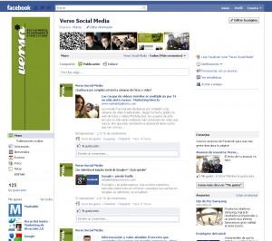 Las empresas deben tener página corporativa y no perfil personal en Facebook