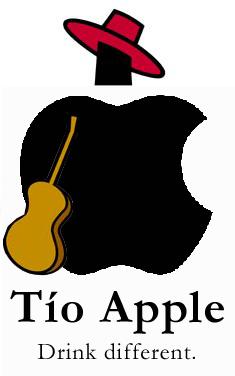 Tío Apple, retirada del cartel luminoso de Tío Pepe (González Byass) de La Puerta del Sol de Madrid sobre la tienda Apple
